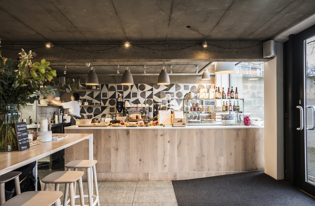 South Street Kitchen Lifeforms Design Bar Designers And